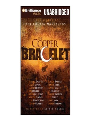 cover image of The Copper Bracelet