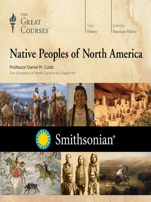 cover image of Native Peoples of North America
