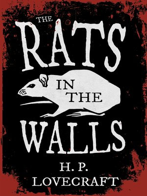 cover image of The Rats in the Walls (Fantasy and Horror Classics)