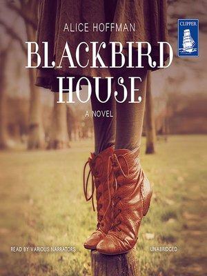 cover image of Blackbird House