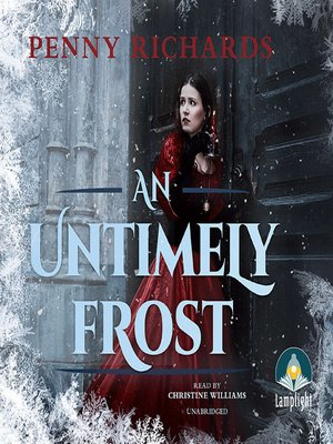 cover image of An Untimely Frost
