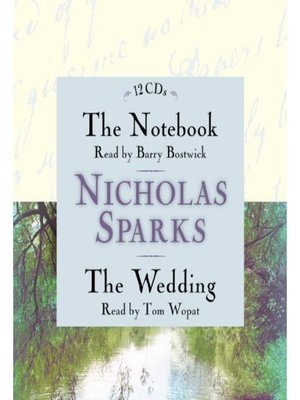 cover image of The Notebook & The Wedding Box Set