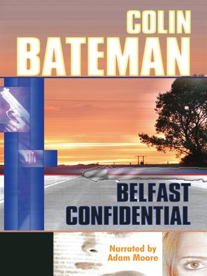cover image of Belfast Confidential