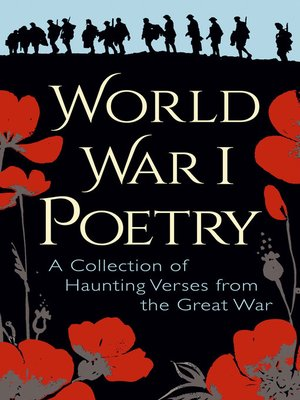cover image of World War I Poetry