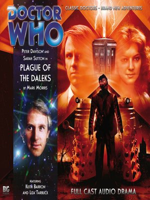 cover image of Plague of the Daleks