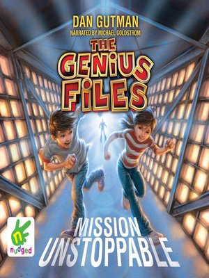 cover image of The Genius Files: Mission Unstoppable