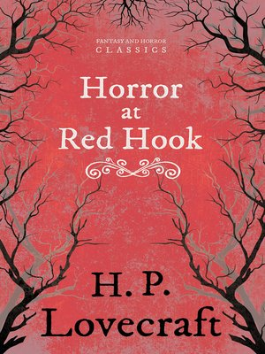 cover image of The Horror at Red Hook (Fantasy and Horror Classics)
