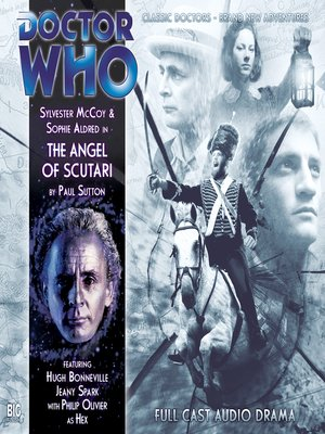 cover image of The Angel of Scutari