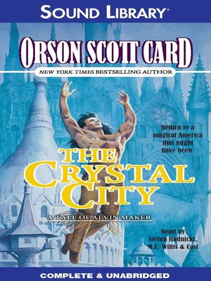 cover image of The Crystal City