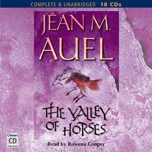 cover image of The Valley of Horses