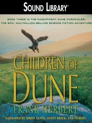 cover image of Children of Dune