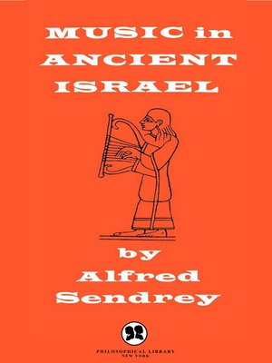 cover image of Music in Ancient Israel