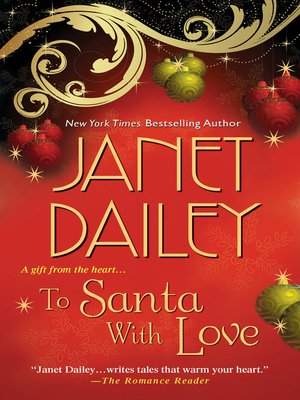 cover image of To Santa With Love
