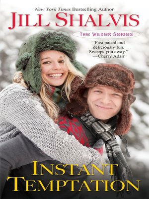 cover image of Instant Temptation