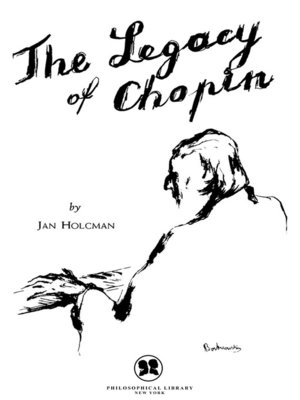 cover image of Legacy of Chopin
