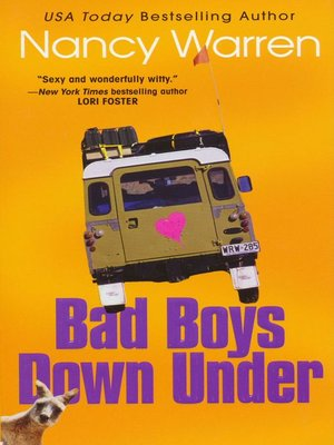 cover image of Bad Boys Down Under