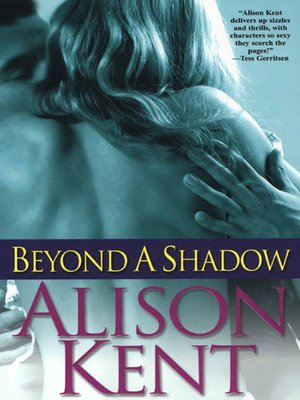 cover image of Beyond a Shadow