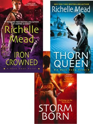 cover image of Richelle Mead Dark Swan Bundle