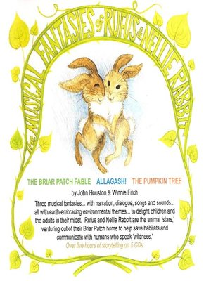 cover image of The Musical Fantasies of Rufus & Nellie Rabbit