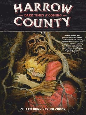 cover image of Harrow County (2015), Volume 7