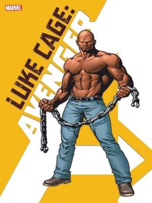 cover image of Luke Cage: Avenger