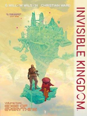 cover image of Invisible Kingdom Volume 2