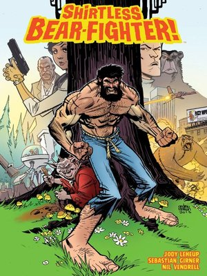 cover image of Shirtless Bear-Fighter!