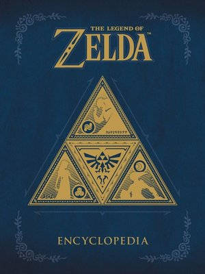 cover image of The Legend of Zelda Encyclopedia