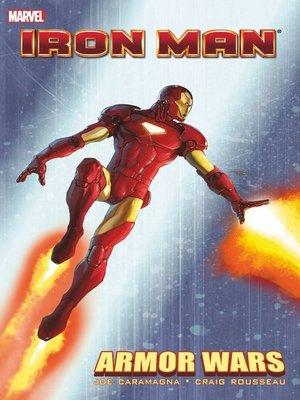 cover image of Iron Man: Armor Wars