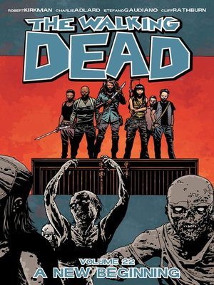 cover image of The Walking Dead (2003), Volume 22