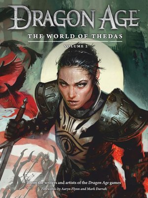 cover image of Dragon Age: The World of Thedas, Volume 2
