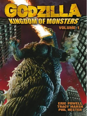 cover image of Godzilla: Kingdom of Monsters (2011), Volume 1