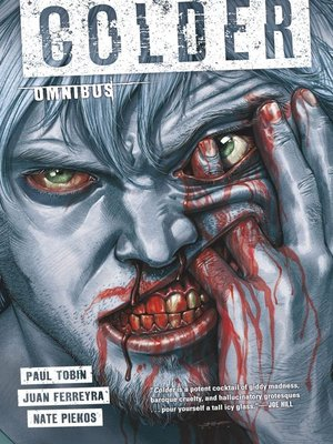 cover image of The Complete Colder Omnibus
