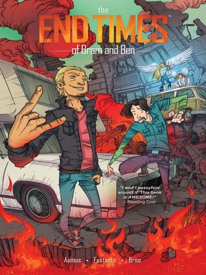 cover image of The End Times of Bram & Ben