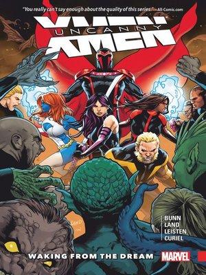 cover image of Uncanny X-Men (2016): Superior, Volume 3