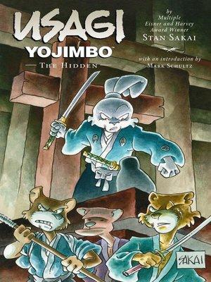 cover image of Usagi Yojimbo (1987), Volume 33