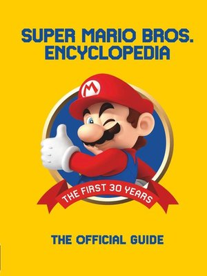cover image of Super Mario Encyclopedia
