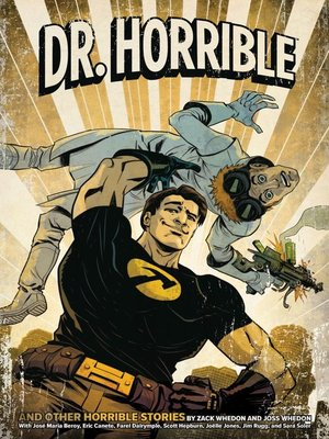 cover image of Dr. Horrible (Second Edition)