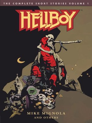 cover image of Hellboy (1994): The Complete Short Stories, Volume 1