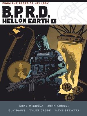 cover image of B.P.R.D. (2002), Omnibus Volume 5