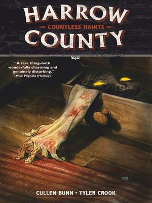 cover image of Harrow County (2015), Volume 1