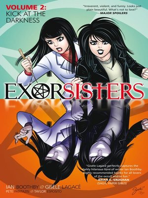 cover image of Exorsisters Volume 2