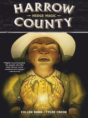 cover image of Harrow County (2015), Volume 6