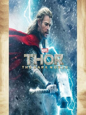 cover image of Marvel's Thor: The Dark World: The Art of the Movie
