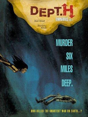 cover image of Dept. H (2016), Omnibus Volume 1