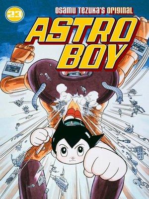 cover image of Astro Boy (2002), Volume 23