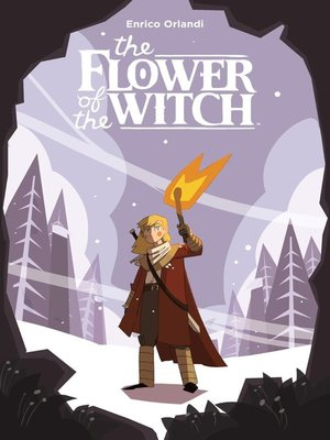 cover image of The Flower Of The Witch