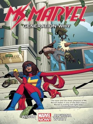 cover image of Ms. Marvel (2014), Volume 2