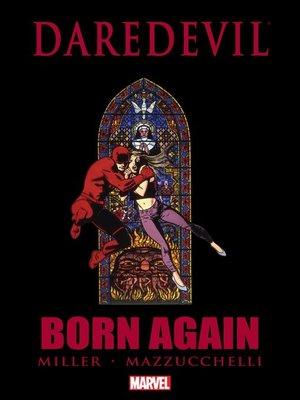 cover image of Daredevil: Born Again