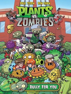 cover image of Plants vs. Zombies (2013), Volume 3